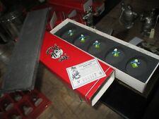 Pixi-Anciennes figurines la ronde des  Schtroumpfs-Boite&Certif-1998