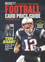 Beckett Football Price Guide : 2017 - 18, Paperback by Beckett, James, III, I...