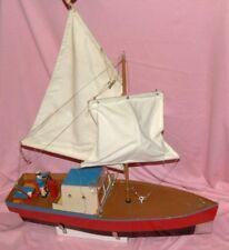 Sehr großes Segelschiff Modell ca. 50er-/60er-Jahre Schiff Bochum Boot TOP!