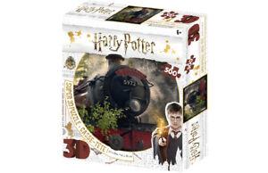 Wizarding World Harry Potter HOGWARTS EXPRESS 3D Image Puzzle 500 Pieces 6+