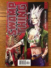 Swamp Thing #3 DC Vertigo Comics 2004 NM Andy Diggle