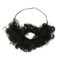 70 s 80 s Afro Barbe Fausse Moustache Fun Macho Facial Cheveux Hommes Cosplay