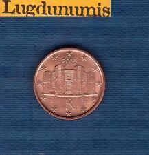 Italie 2006 - 1 centime d'Euro - Pièce neuve de rouleau - Italia