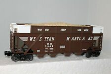 LIONEL WESTERN MARYLAND WOOD CHIP HOPPER FROM SET #82324