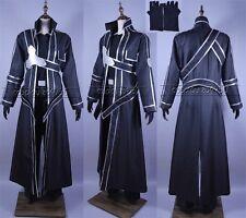 Sword Art Online Kirito cosplay costume Any Size