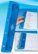 WEDO Taschenlocher 4-fach Lochung 678403 Kunststoff  Locher abheftbar NEU & OVP