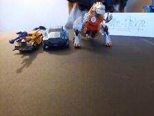 Transformers Robots In Disguise/Prime LOT (Grimlock, Steeljaw, & Huffer)