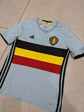 Amazing Boys ADIDAS Climacool BELGIUM Euro 2016 Away Football Shirt 11-12 Years