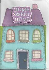 Home Sweet Home - House - New Home Greetings Card - Quality - NEW