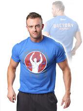 Magnus NEW Royal Blue T-Shirt XL Mens Extra LARGE Wrestling Impact TNA NXT WWE