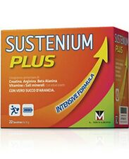 Sustenium Plus Intensive Formula 22 Bustine A. Menarini Industrie Farmaceutiche