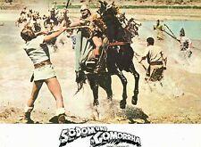 Sodom und Gomorrha ORIGINAL AH-Foto Stewart Granger TOP