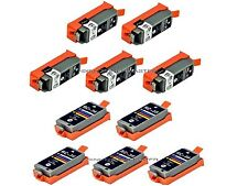 10PK INK FOR CANON CLI 36 CLR CANON Pixma IP100 WITH CHIP