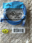 Lot Of 14 -5Ft CAT5e Cable Ethernet Lan Network CAT5 RJ45 Cord Blue CAT