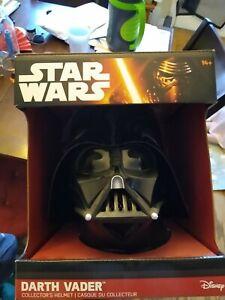 Darth Vader Star Wars Rubie's Helmet Costume Mask Cosplay Sith New