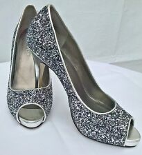 Elegant - Ladies Evening Shoes - Size 4 - Nine West Model - Special Occasions