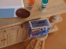 3 Miniature boxes, PEPSI. Scale 1:12. MAE Mini World USA