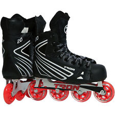 NEW! Tron S20 Inline Roller Hockey Skates - Size Sr 11.5 - Same as Bauer/Mission