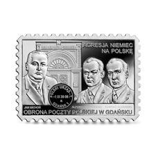 Poland / Polen 2021 - 20zl Defence of the Polish Post Office in Gdansk