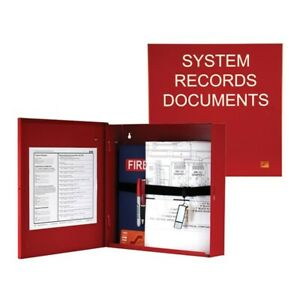System Document Box with Thumb Screw