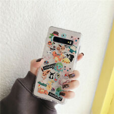 Cute Cartoon Pikachu Pokemon case Cover for Samsung galaxy S20+ 10+ note 20 10+