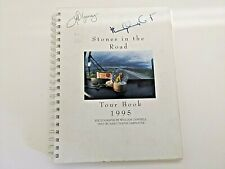 Stones in the Road Tour Book 1995 - Mary Chapin Carpenter (SIGNED)