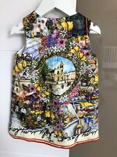 Dolce and Gabbana dress 12/18 Months