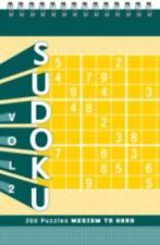 Sudoku : Volume 2: Medium to Hard by Xaq Pitkow (2007, Record Book)