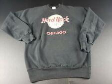 Vintage  Hard Rock Cafe Chicago USA Crewneck Sweater Size Medium