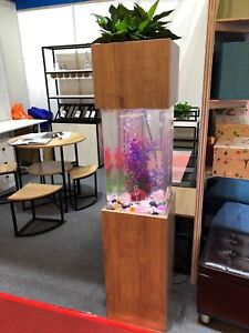 Aquarium Bubble Tower Newest Design in OZ New Collection Water Feature Now in OZ
