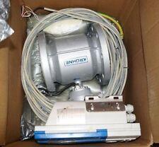 Magnetisch Durchflussmesser KROHNE Optiflux 4000 DN125 mit IFC 300 FLOWMETER