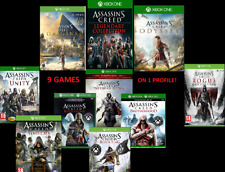 ASSASSINS CREED LEGENDARY COLLECTION XBOX ONE / NO CD - NO KEY / OFFLINE ONLY