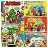 Archie Lot of 10 Comics Digest Archie, Betty & Veronica, Little Archie, & Annual