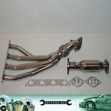 Edelstahl Fächerkrümmer Krümmer Mini Cooper 4 One + S + JCW R50 R52 R53