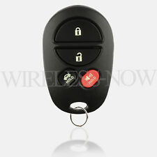 Car Key Fob Keyless Entry Remote For 2004 2005 2006 2007 2008 Toyota Solara