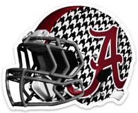 "Alabama Crimson Tide Football Helmet w/ Signature Letter A  ""COOL DESIGN"" MAGNET"
