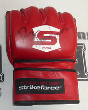 Dan Henderson Signed Official StrikeForce Glove PSA/DNA COA UFC Pride Autograph