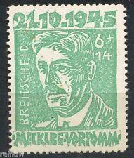 SBZ 6 Pf Faschismus 1945** Plattenfehler geprüft (S2730