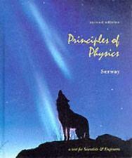 PRINCIPLES OF PHYSICS 2E (Saunders golden sunburst series), SERWAY, Good Book