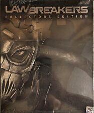 Lawbreakers Collectors Edition Ps4 Brand New