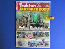Traktor um 1950 Blechtraktor Blechmodell Tin Model Vintage Tractor 25 cm 37679