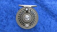 ORVIS CFO 1 FLY REEL AND CASE   IMMACULATE CONDITION