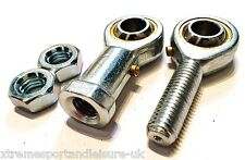 GO KART KARTING TRACK ROD ENDS ROSE JOINT BEARINGS M5.M6.M8.M10.M12. RALLY RACE