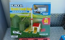 Ertl Farm Country Toy Building grain leg bin and feed Set MIP 1/64 nice! Sealed!