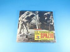 [ARM10-114] ALBUM PANINI SIGILLATO SEALED + SET LA CONQUISTA DELLO SPAZIO 1973