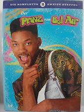 Der Prinz von Bel Air - Die zweite 2. Staffel - Will Smith, Queen Latifah, Berle