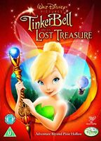 Tinker Bell And The Lost Treasure [DVD][Region 2]