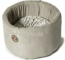 ARCTIC RANGE CAT COSY - (S / M) - Danish Design Pet Bed dd PawMits Cushion Nest