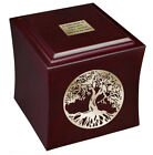 Tree of Life Unique Human Cremation Ashes Urn Adult Urn Pet Urn Handmade Casket