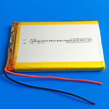 3.7V 5000mAh Li Po Rechargeable Battery for laptop Power Bank Cell Phone 706090